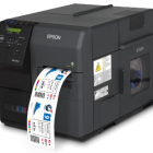 Embedded native printer drivers from Teklynx allow the interaction of its Codesoft barcode label design software and Epson's ColorWorks C7500 inkjet on-demand color label printer