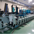 Lombardi Synchroline flexo press to be installed at Manipal International Printing Press in Nigeria