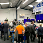 Focus Label Machinery hosted an open house at its facility in Nottingham, UK