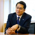Ryutaro Kotaki, president and CEO of Auto-ID specialist Sato