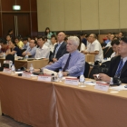 Pulse Roll Label Products participates at a conference hosted by local partner