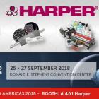 Harper Corporation of America shows QD system