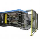 Enprom's e2TCA 140 double-turret slitter rewinder