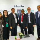 Armor and ADIKC teams at Labelexpo India 2018