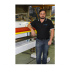 Nicholas Myaard, service engineer at JM Heaford, to support the US, Canada and Latin America markets