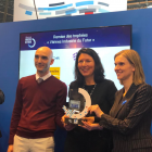 Armor has received the Industry of the Future Showcase (label Vitrine Industrie du Futur) award from Agnès Pannier-Runacher, Secretary of State to the Minister of the Economy and Finance of France.