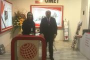 Omet said it is one of the first Italian companies to enter Iran