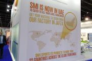This is SMI's first location outside of India