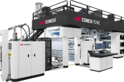 The Comexi F2 MC press was launched in Brazil in 2016