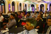 Delegates at the forum in Colombo, Sri Lanka