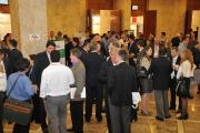 Networking at Label Summit Latin America
