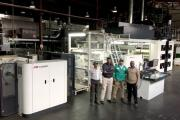 Natpak, a packaging printer in Harare, Zimbabwe, has installed an 8-color Comexi F2 MB CI flexo press