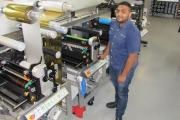 First Impression Labels grows digital print production with a Rotocontrol DT-Series
