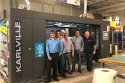 Digitallabel will also operate the HP Indigo Pack Ready Laminator from Karlville