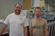 Czech label printer KZK installs Mark Andy P5E flexo press