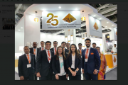 The SMI team at Labelexpo India 2018