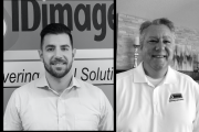New executives, Nick Cox and Brad Buscher, at I.D. Images