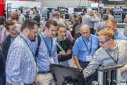 As well as a slew of new product introductions, the show was notable for its feature areas and educational forums