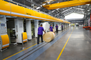 SMI invites label converters to show the state-of-the-art infrastructure that the company utilizes to manufacture more than 100 million sqm of labelstock every year.