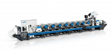 Australia's first Labelmaster conventional press is destined for a Melbourne site