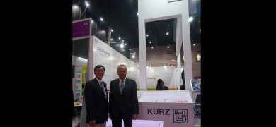 KS Chan_Asian Pacific area director with Supreecha Muangsaen_managing director at Kurz