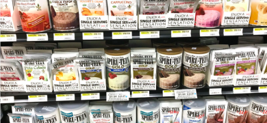 Label converters can help nutraceutical brands stand out on crowded shelves