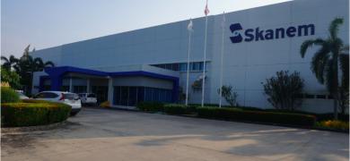 Skanem Bangkok plant at Amata Nakorn