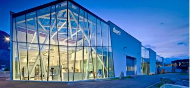 Durst's R&D headquarters in Lienz, Austria