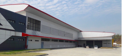 Mega Source's factory in Bangkok