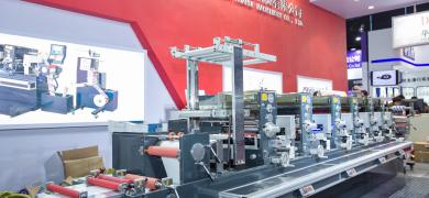 The technology shown at Labelexpo Asia 2017 reflects developments in the Chinese label industry