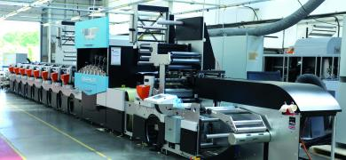 Collaboration is central to Edale's strategy going forward, such as its work with FFEI and Fujifilm for the Graphium hybrid press