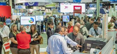 Expect the label industry to be out in force again at Labelexpo Americas 2018