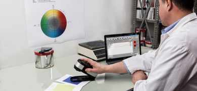 The introduction of this software has taken color management at the company to another level