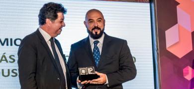 David Cárdenas, Grupo Romo (right)