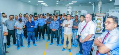 Sai Group celebrates 25 years by hosting an open house at its plant in Pune