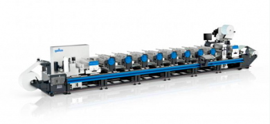 First Gallus Labelmaster 440 installed in India