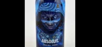 Absolut collaborates with rapper Khuli Chana for vodka labels in Africa