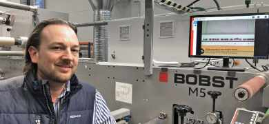 Lexit adopts Bobst M5 Revo color processes