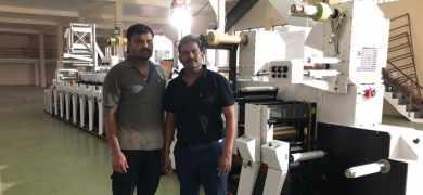FIG team at Royal Casks Distilleries