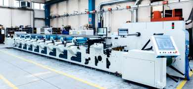 Lombardi launches mid web flexo press for flexible packaging