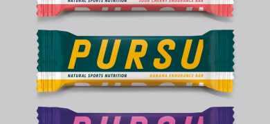 Pursu Endurance Nutrition chooses compostable packaging