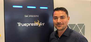 Steven Polland joins Screen as area sales manager for the German market