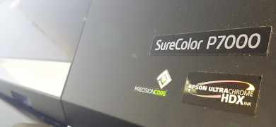 Creation upgrades proofing with SureColor SC-P7000 STD Spectro