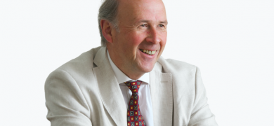 Bernhard Grob, former co-owner and MD of Edale