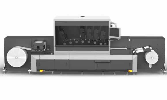 The Océ LabelStream 4000 series will be on show at Labelexpo Europe in Brussels on September 24-27, 2019