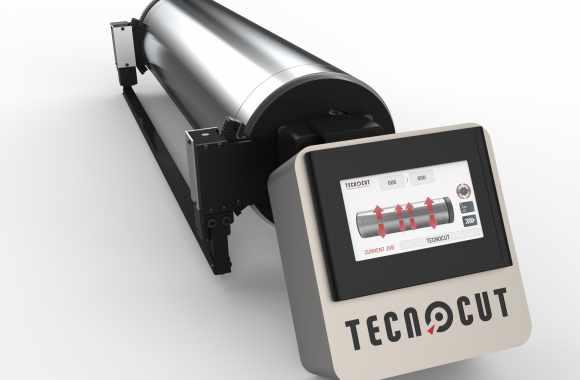 Tecnocut develops precision die-cut adjustment system