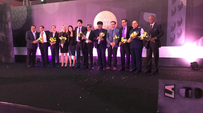 LMAI annual awards held during Labelexpo India