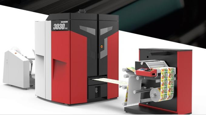 Xeikon 3030 Plus to be shown at Labelexpo India