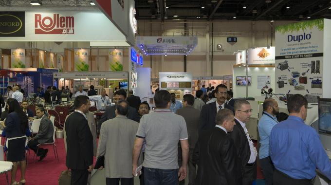 Gulf Print & Pack 2017 takes place March 26-29, 2017 at Dubai World Trade Centre
