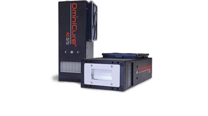 OmniCure AC550/P and OmniCure AC575/P provide 60 percent higher output compared with Excelitas' OmniCure AC4 Series with similar benefits